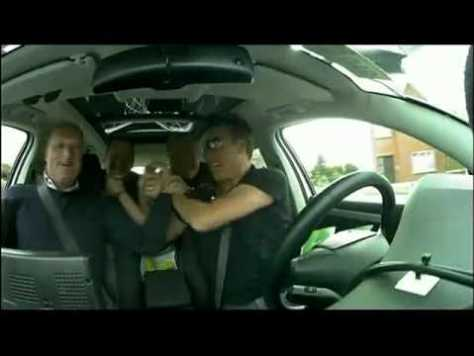 Wish X: More in-car cameras like the one in Team Saxo car at 2011 Ronde