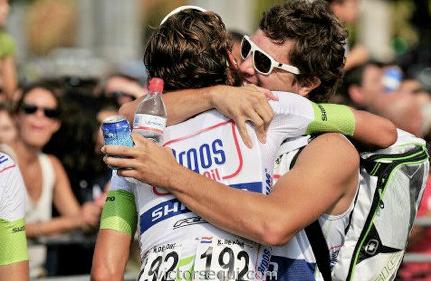 Wish 2: That Koen de Kort gets lots of hugs for great racing during the Classics