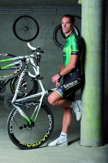Sprintastic Sebastien Chavanel (image courtesy of Europcar)