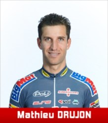 Drujon, Winner of Boucles de Sud Ardeche 2013 (image courtesy of BigMat-Auber 93)