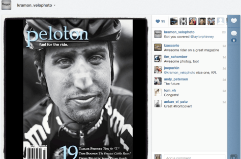 Phinney peloton cover pic
