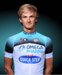 Peter Velits, last year's Tour of Oman GC winner (image courtesy of OPQS)