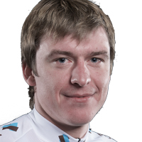 Two second places behind Cav was a good return from Qatar (image courtesy of Ag2r)