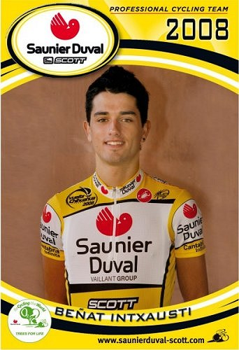 Beñat becomes a neo-pro with Saunier Duval