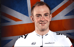 Ian Stannard's performance in MSR bodes well for Sky (image courtesy of Team Sky)