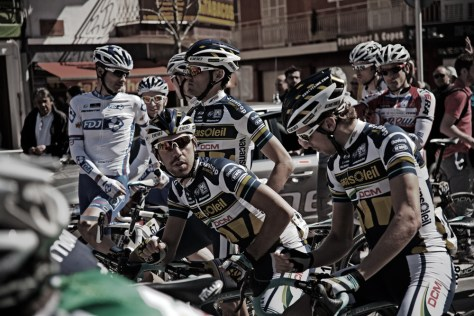 Vacansoleil boys waiting for the action to start