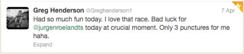 PR Henderson reaction
