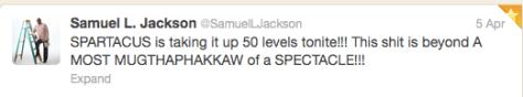 PR Samuel L Jackson