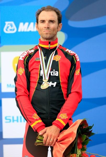 Winner of the bronze (image: Movistar)