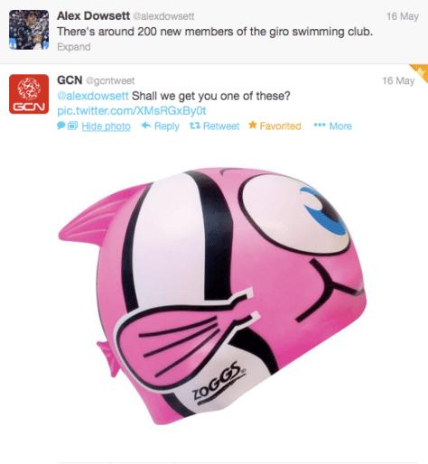 G Giro swim club