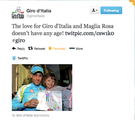 Giro of all ages