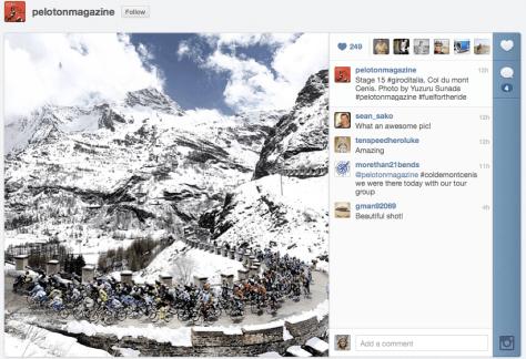 Giro snowtopped pic