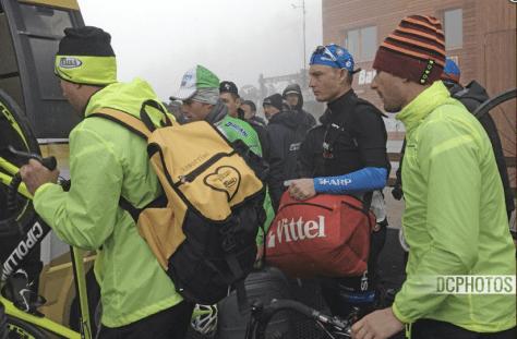 Giro Stage 14 ski lift CREDIT DAVIDE CALABRESI