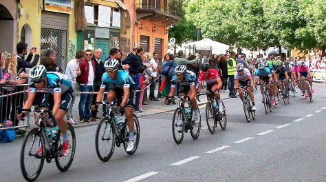 """Stage and points jersey winner Mark """"Cannonball"""" Cavendish (image: Nathalie)"""
