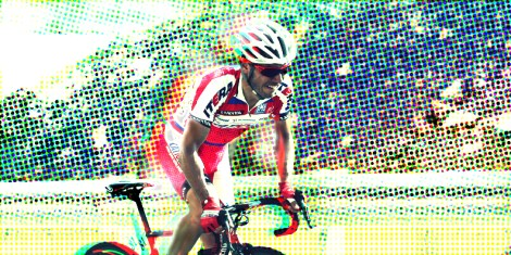 The odds are against him, but can Rodriguez finally win a grand tour? (Image: Panache)