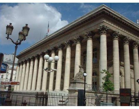 Paris Bourse (image: Wikipedia)