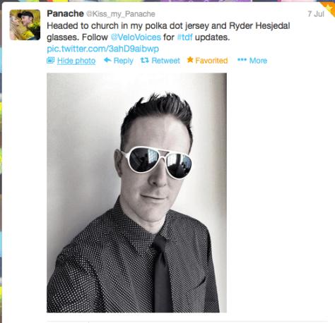 Ryder goggles Panache 1