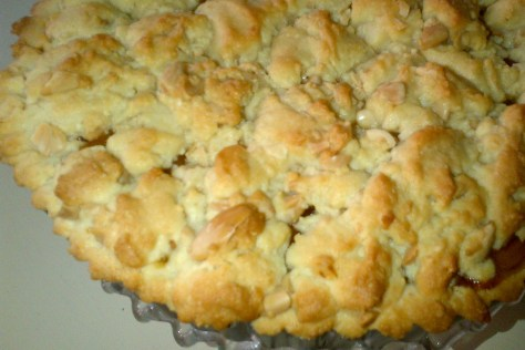 Crumbly, buttery loveliness (image: Sheree)