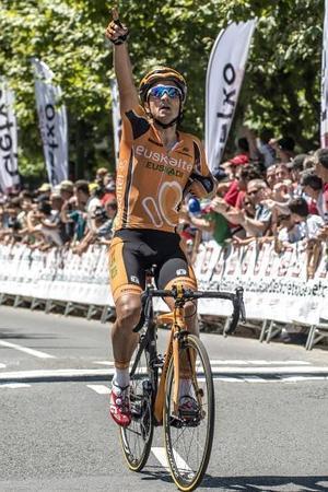 and the winner is Juan Jose Lobato (image: Euskaltel-Euskadi)