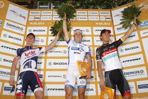 2012 podium (image: Vattenfalls Cyclassic)