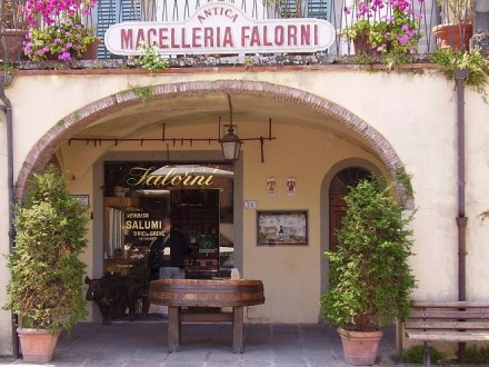 Foodies' delight (image: Greve in Chianti Tourist Office)