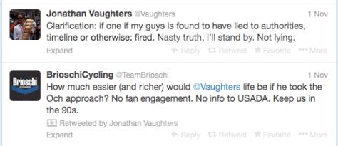 Ryder Vaughter lied fired 2