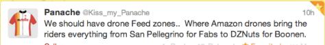 Drone feedzone 1
