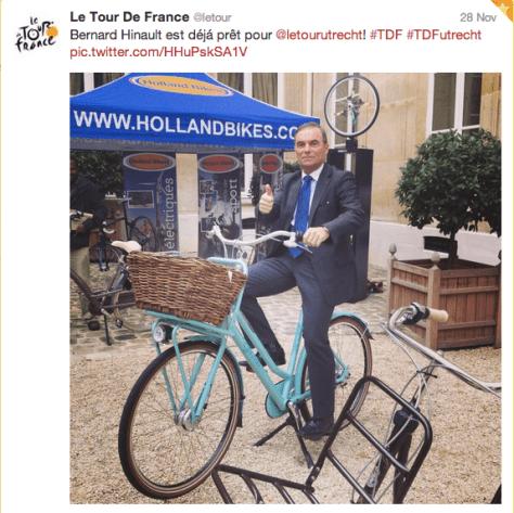 Hinault bike