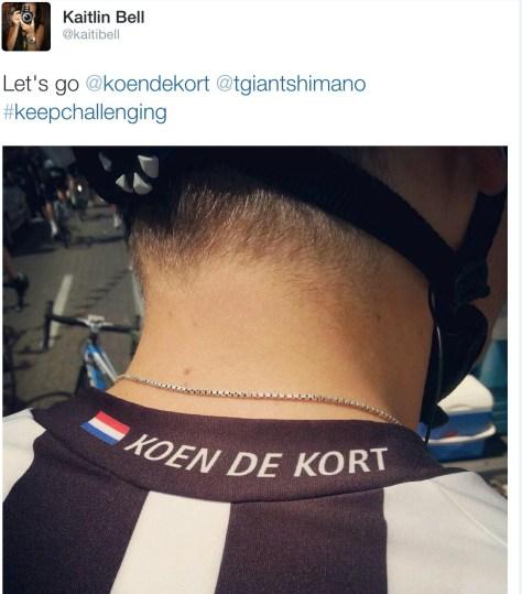 Koen back collar