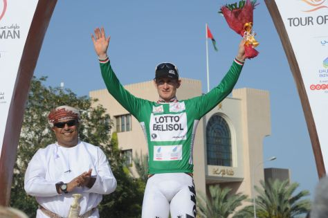 Greipel took three stage wins (Image: Tour of Oman)