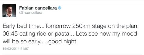 Fabs pasta crazy o'clock