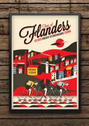 FLANDERS_VINTAGE_CYCLING_PRINT