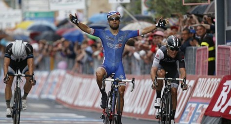 Nacer's maiden grand tour victory (image: Giro d'Italia)