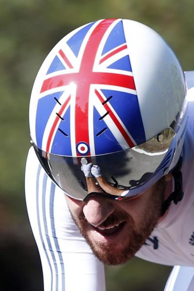 Time Trial World Champion Sir Bradley Wiggins  Image: Javier Lizón / EFE