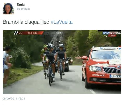 Vuelta DQ1