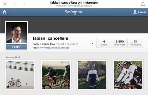 Trek Fabs Instagram
