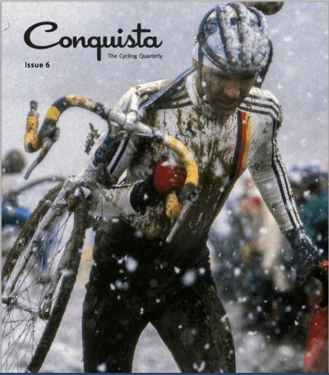 Conquista cover