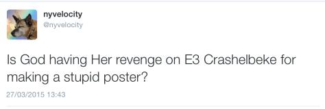 E3 Crashelbeke