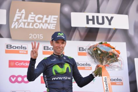 The man to watch - Alejandro Valverde