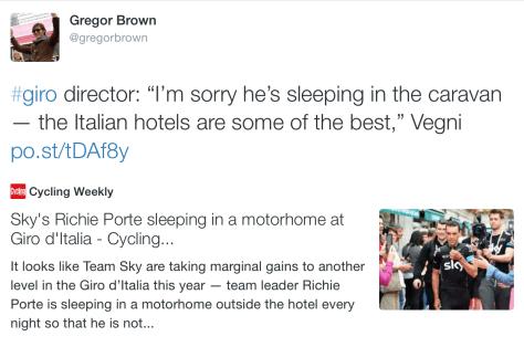 Giro RV hotels