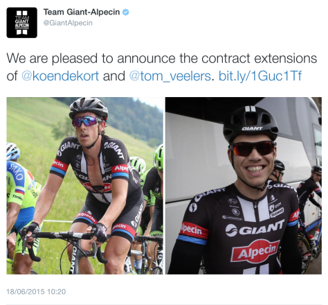 G Giant signs