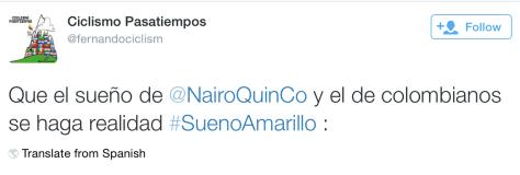 G Quintana dream 1
