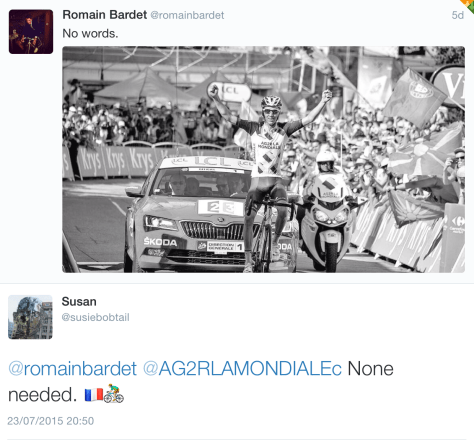 Bardet no words