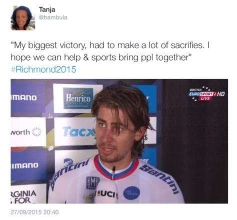 Sagan podium 2