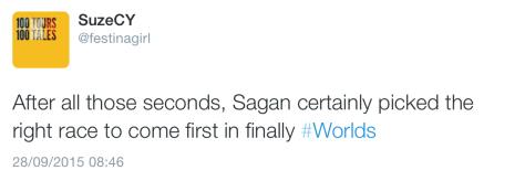 Sagan respect 15