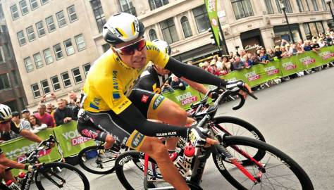 Edvald Boasson Hagen became the first two-time winner of the modern Tour of Britain, six years after his first victory (Image: Tour of Britain website)