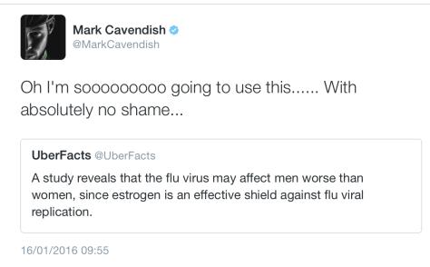 G Cav flu