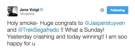 Stuyven Jens congrats
