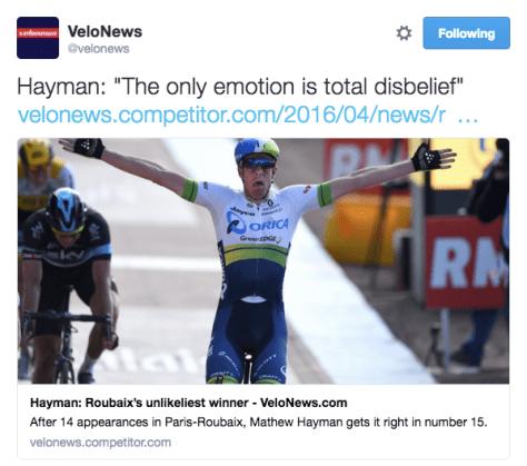 Hayman finish