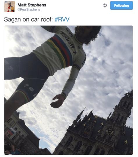 RVV after Sagan 2